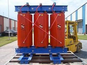 125kVA Dry Type Transformer Industrial 11kvm Power Transformer