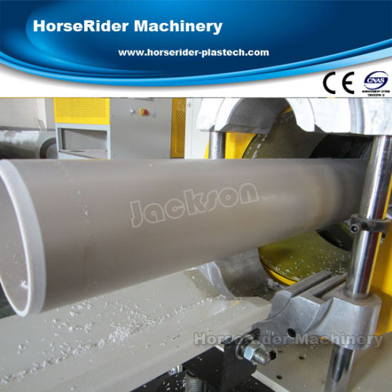 PVC Pipe Extrusion Line with PLC Control