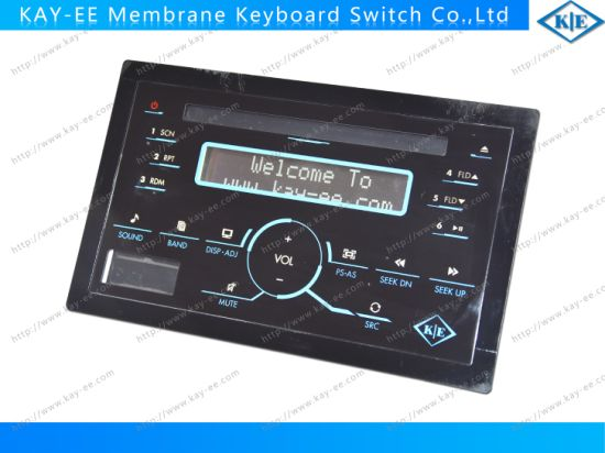 Sensitive Capacitive Membrane Switch Keypad with LCD
