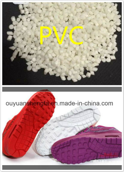 2017 Plastic Raw Material Polyvinylchloride Resin pictures & photos