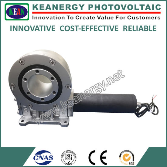 "ISO9001/CE/SGS Slew Drive for Solar Tracking of PV Module 3"" pictures & photos"