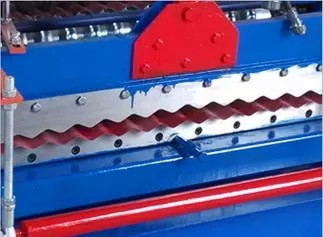Roll Forming Production Line Corrugated Machine