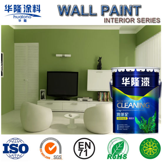 Hualong Smooth Water Based Interior Emulsion Wall Paint