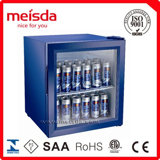 China Mini Glass Door Refrigerator China Beer Refrigerator