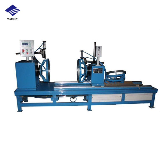 Automatic Circular Seam Welder for Electrical Water Heater Production Line