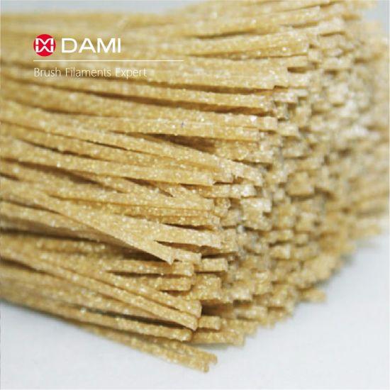 Diamond Abrasive Nylon Filament for Metal Grinding