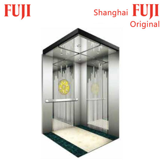 Cheap Vvvf Multifunctional Safety Machine Room Passenger Elevator