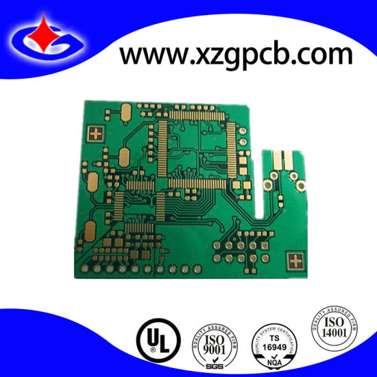 Incredible China Double Side 3Oz Copper Clad Laminate Printed Circuit Board Pcb Wiring Database Heeveyuccorg