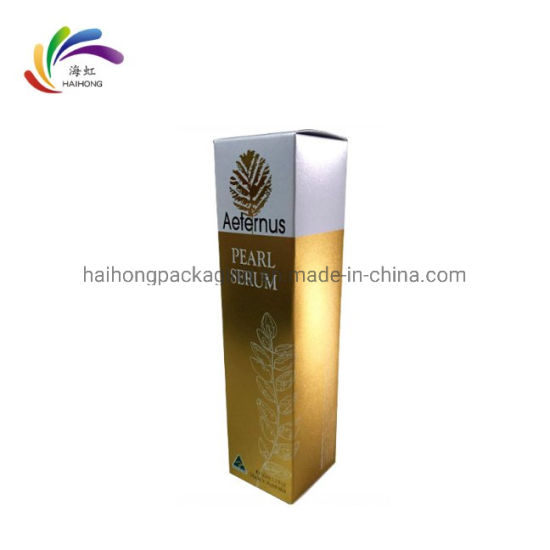Custom Cardboard Carton Paper Box Packaging Comestical Gift Box pictures & photos