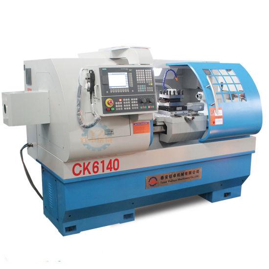 China Turning Metal CNC Lathe Machine Tool