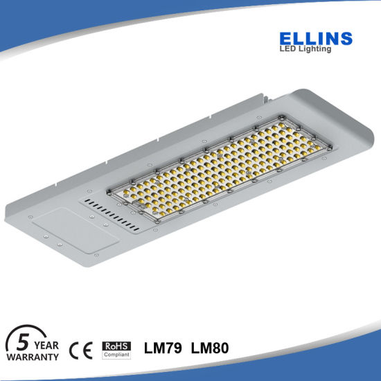 Low Price 110lm/W Lumileds 80W LED Street Light 5 Year Warranty pictures & photos