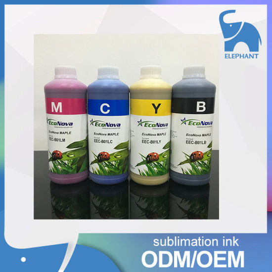 Hot Selling Korea Good Quality Eco Solvent Inject Printing Ink pictures & photos