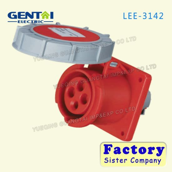 Cee/IEC Industrial Plug and Socket