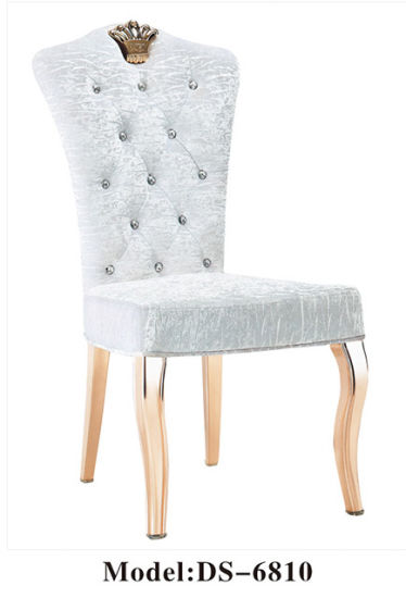 Simple Elegant High Back Wooden Dining Chair