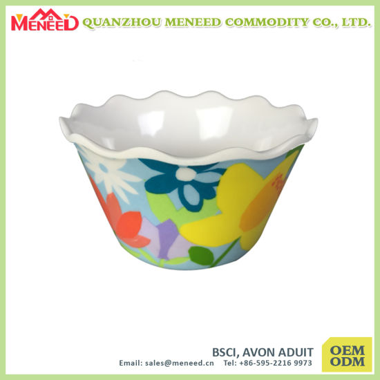OEM&ODM Are Welcomed Factory Supply Melamine Salad Bowl pictures & photos