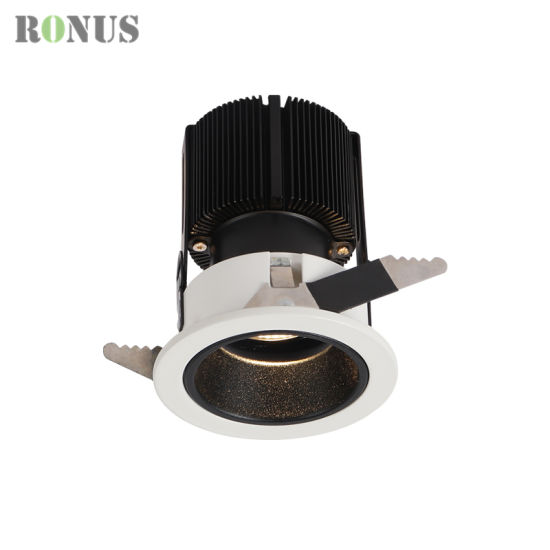 LED COB Spotlight Commercial Price Luxury Ceiling Spot Light 3-25W Bulb Lamp Indoor Lighting Downlight