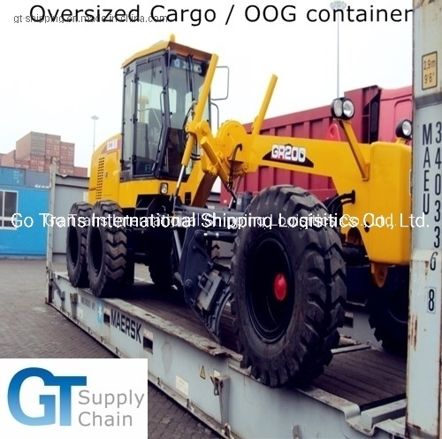 Oog Shipping Service From China to Lagos, Nigeria