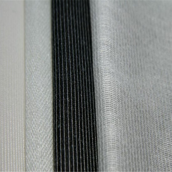 Middle Weight Stitch Bond Non-Woven Fusible Interlining for Garment's Parts
