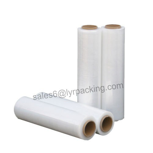 Wholesale 25mic LLDPE Shrink Wrap Protective Packaging Stretch Film