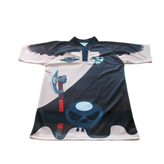 69e47012c10 Sublimation Pure Mens Printed Rugby Shorts Rugby Uniforms Shirts Team  Wholesale Custom Rugby Jersey