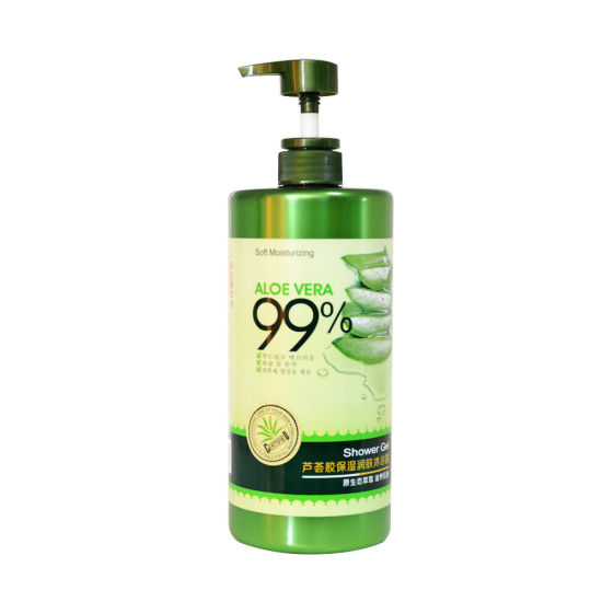 99% Aloe Vera Moisturizing Natural Organic Body Wash for Private Labeling pictures & photos