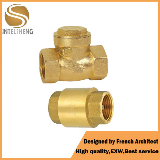 Check Valve Brass Non Return Valve