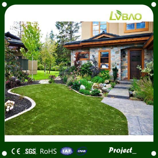 Outdoor Garden Used 35mm Height, V Shape Artificial Grass pictures & photos