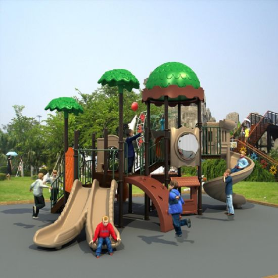 Large Jungle Outdoor Playground pictures & photos