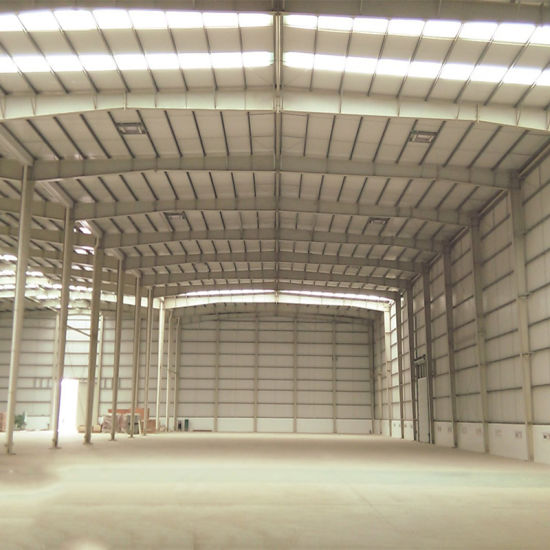 Easy Install Steel Structure Big Sheds