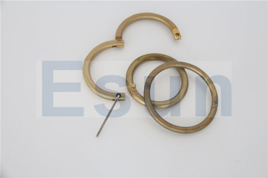 Stainless Steel Veterinary Instruments Bull Nose Rings pictures & photos