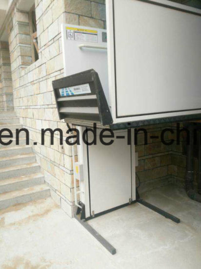 Cheap Price Indoor Hydraulic Small Home Lift pictures & photos