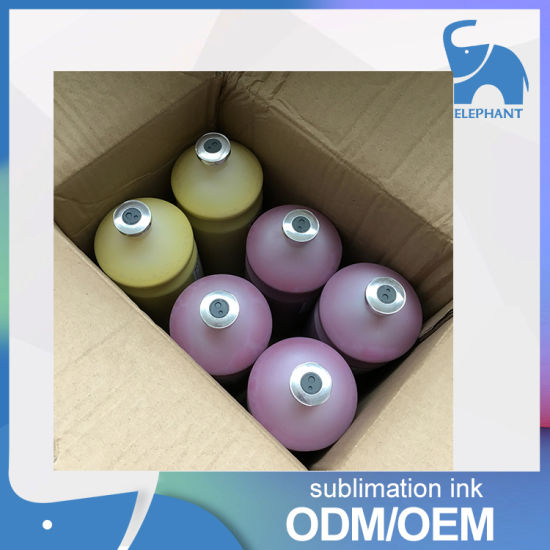 China Dye Fluorescent Sublimation Ink for Sportswear pictures & photos