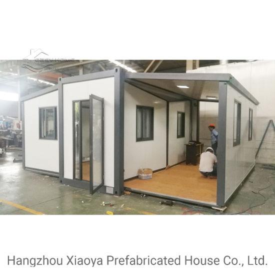 Modular Steel Expandable House