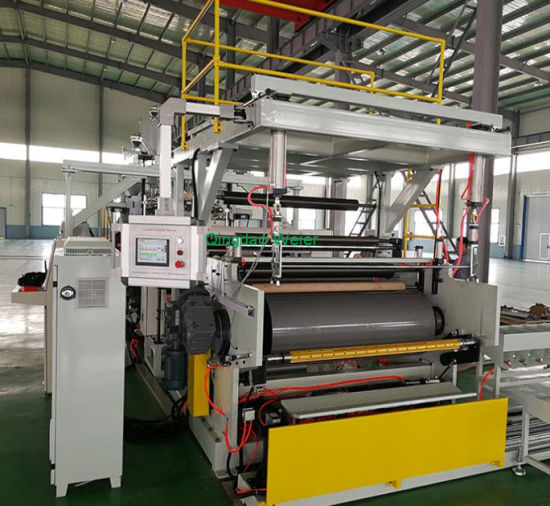 Three-Layer CPP CPE Cast Film Production Line
