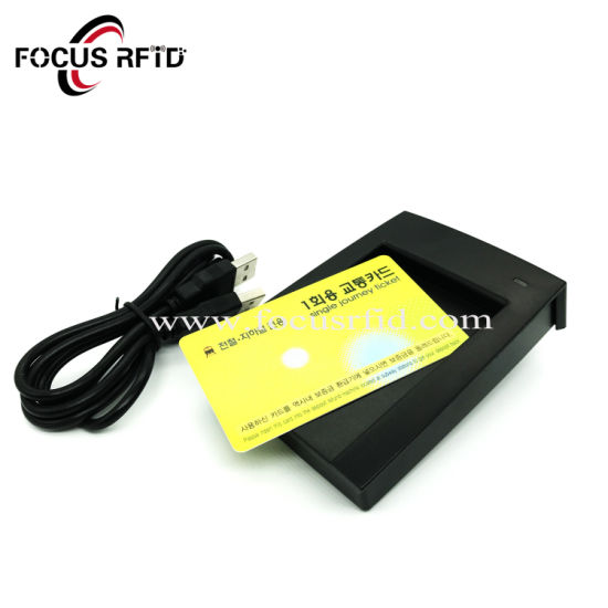 Factory Price Lf 125kHz USB RFID Reader for Identification pictures & photos