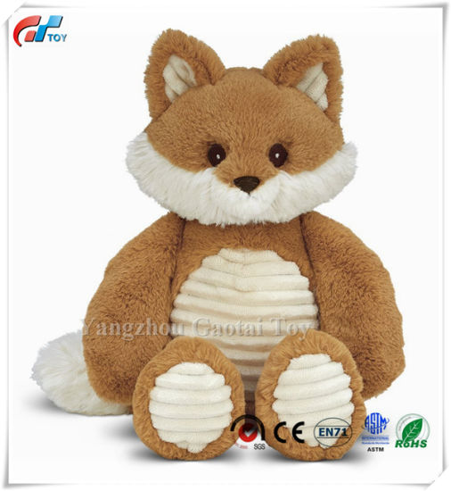 14'' Baby Fritz Hug Stuffed Animal Fox Plush Toy