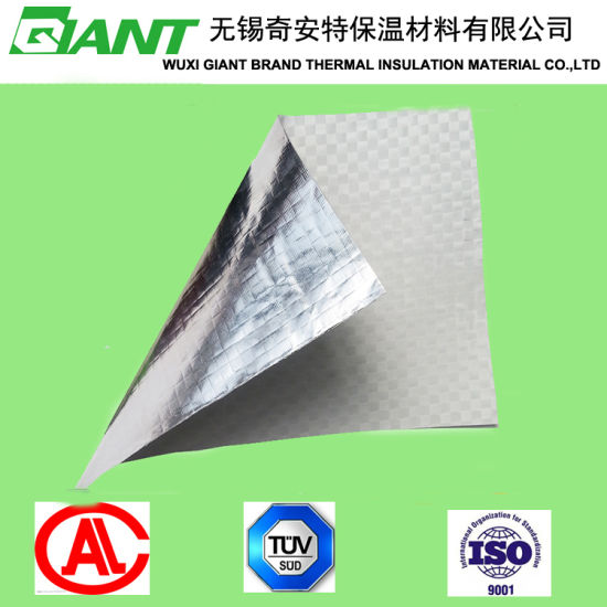 Thermal Insulation Foil Coat PE Woven pictures & photos
