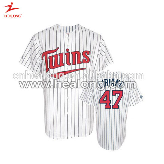 666f2ce8759 Healong Digitally Printed New Style Custom Mens Baseball Jerseys pictures    photos