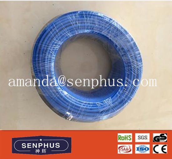 PVC Electric Underfloor Heating Cable, Floor Heating Cable pictures & photos
