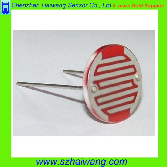 China 20mm Photoresistor Ldr Sensor for Lighting - China ...