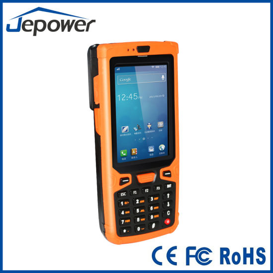 Jepower Hot Salet Handheld PDA Terminal and Data Scanning Machine pictures & photos