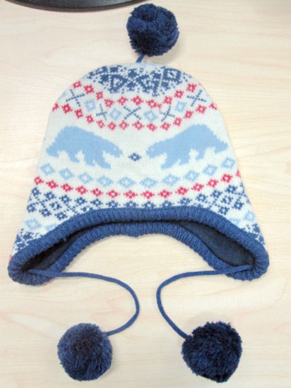 f0b4d2450 China Children′s Fashion Colorful DOT Knitted Hat & Scarf & Gloves ...