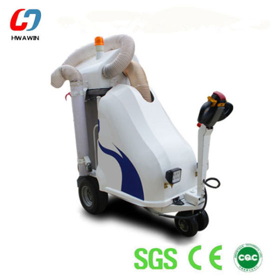 Pure Absorption Machine Vacuum Road Sweeper