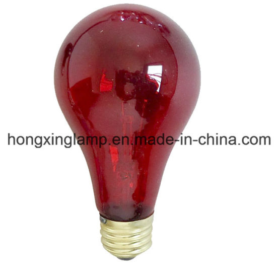 Color Glass Incandescent Bulb 150W