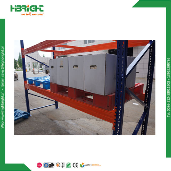 Factory Price Warehouse Storage Rack for Pallet pictures & photos