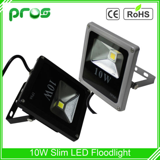 High Lumen Output Ultraslim LED Floodlight for Outdoor Lighting pictures & photos