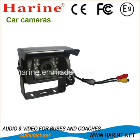 Vehicle Digital IR Waterproof Mini CCD Night Vision Car Camera pictures & photos