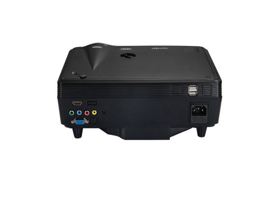 China Lowest Price Mini Home Cinema Projector with Audio-out - China ...