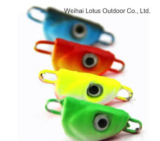 New design 12.9g Vavious Colors Plastic Alabama Fishing Lure Jig Lure Lead Lure pictures & photos