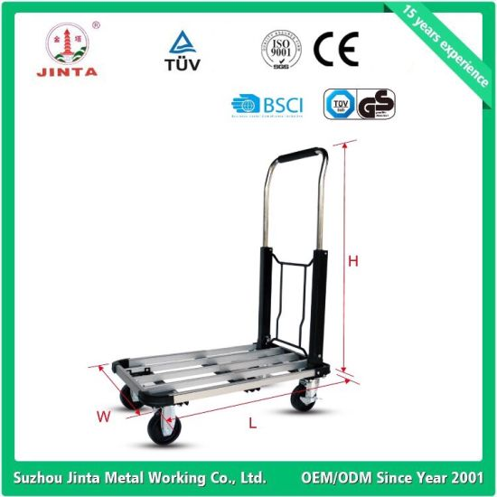Loading 90kg Robust Foldable Hand Truck with Ce Certification